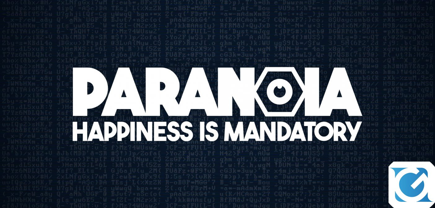 Paranoia: Happiness is Mandatory ritarda, arriva a novembre