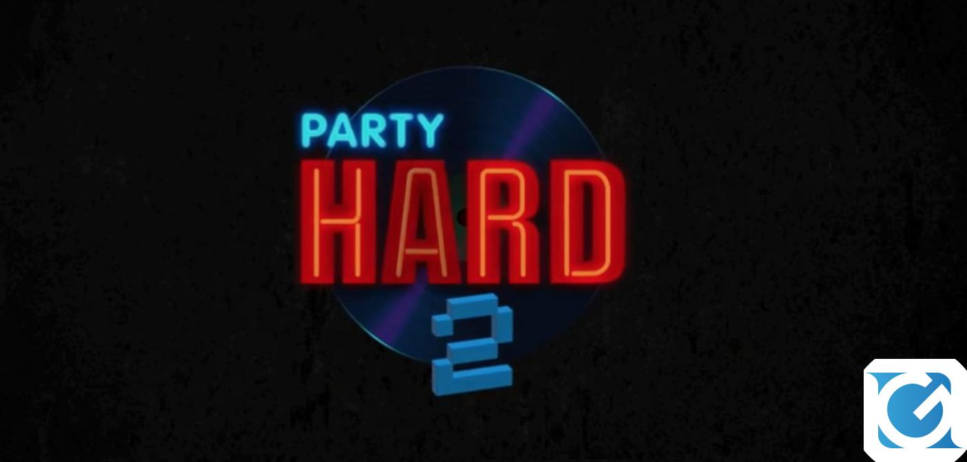 Party Hard 2 arriva su Steam il 25 ottobre