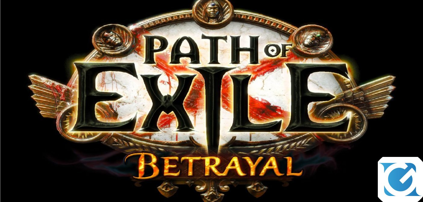 Path of Exile: Betrayal arriva su PC e XBOX One