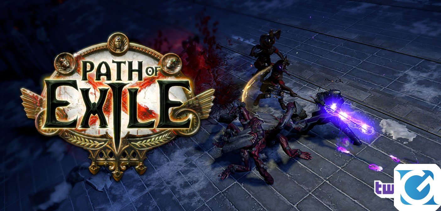 Grinding Gear Games  ha annunciato Path of Exile per Playstation 4