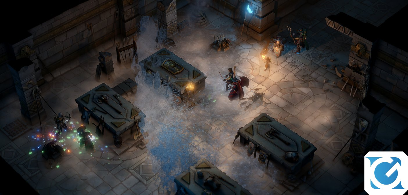 Pathfinder: Kingmaker: disponibile un DLC gratuito