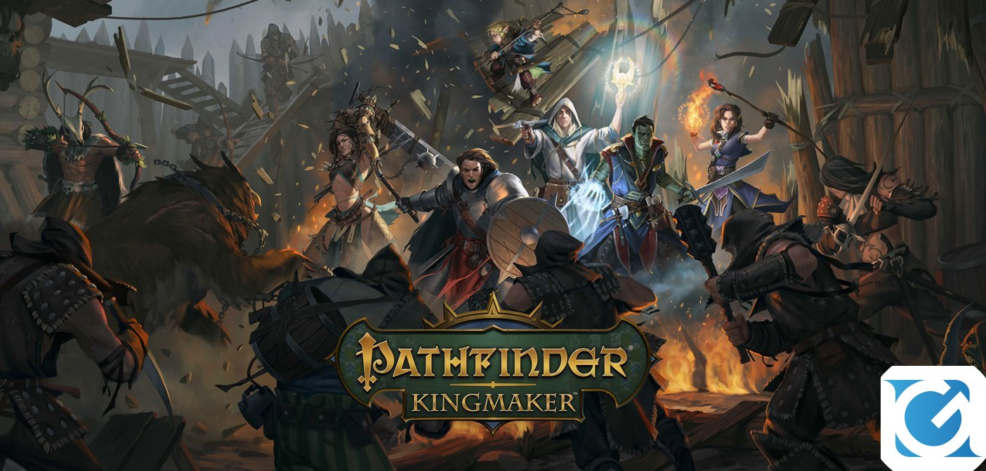 Disponibile il secondo DLC gratuito per Pathfinder: Kingmaker