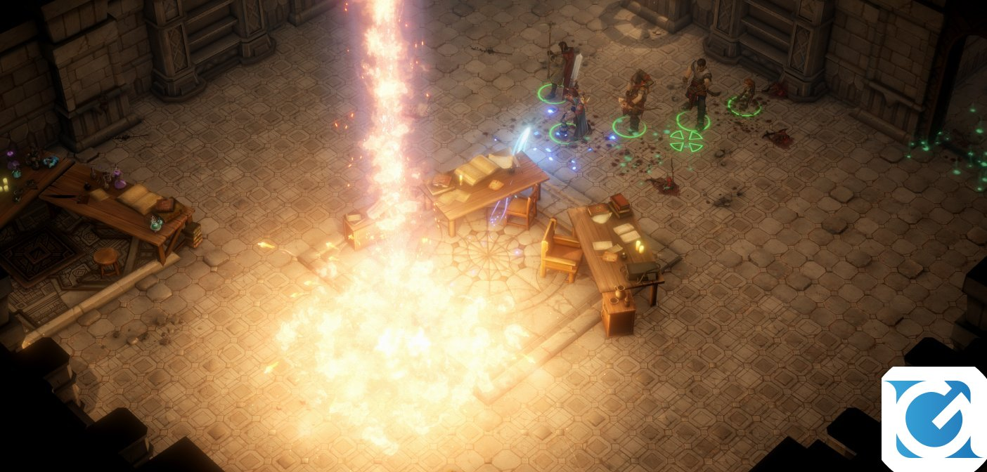 Pathfinder: Kingmaker - Il DLC Beneath The Stolen Lands arriva a giugno