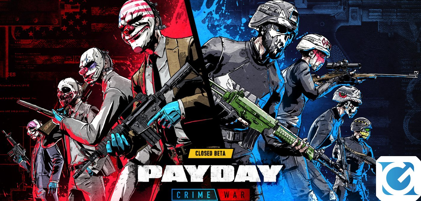 PAYDAY Crime Wars