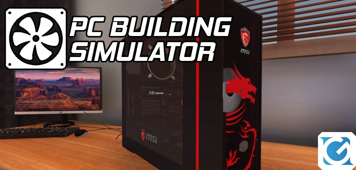 PC Building Simulator