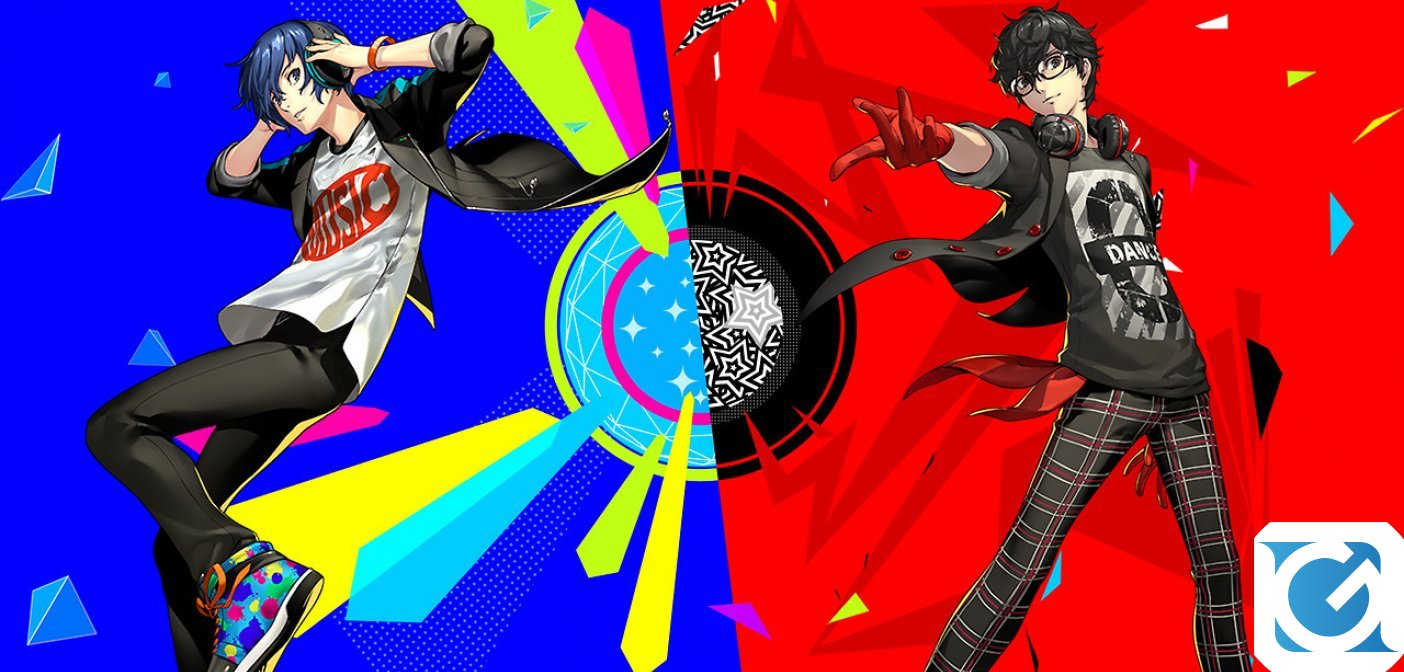 Persona 3: Dancing in Moonlight e Persona 5: Dancing in Starlight sono disponibili