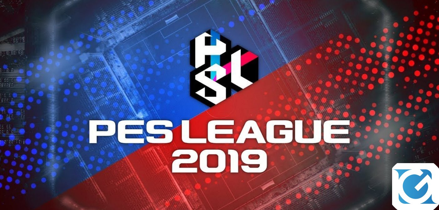 La PES League 2019 prende il via e mette in palio 300.000$
