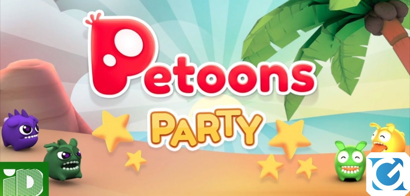 Petoons Party è disponibile su XBOX One