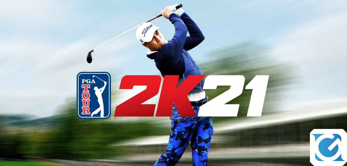 PGA TOUR 2K21 è disponibile per PC e console