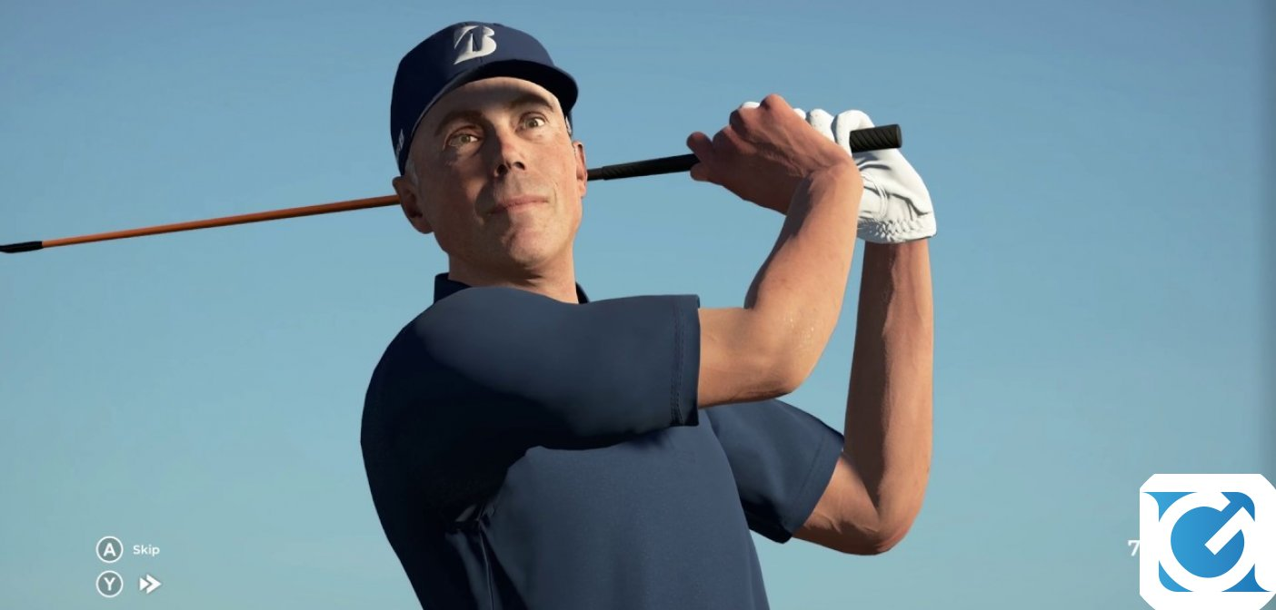 PGA TOUR 2K21 svleato il gameplay