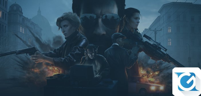 Phantom Doctrine arriva su XBOX One, Playstation 4 e PC il 31 agosto