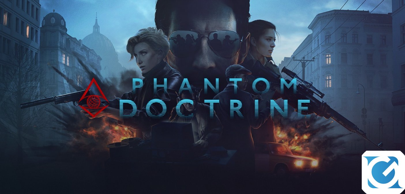 Phantom Doctrine e' disponibile