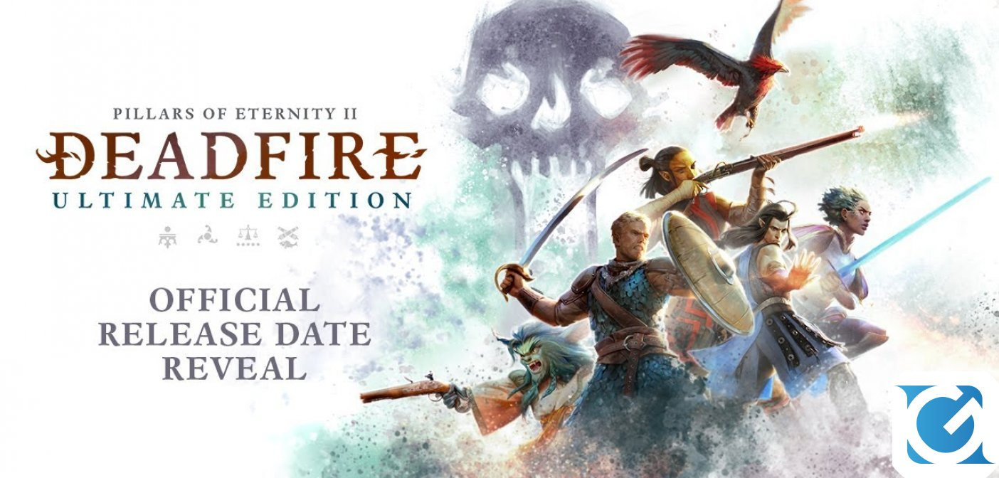 Pillars of Eternity II: Deadfire - Ultimate Edition arriverà su console a gennaio 2020