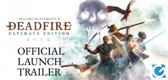 Pillars of Eternity II: Deadfire - Ultimate Edition è ora disponibile per PS4 e Xbox One