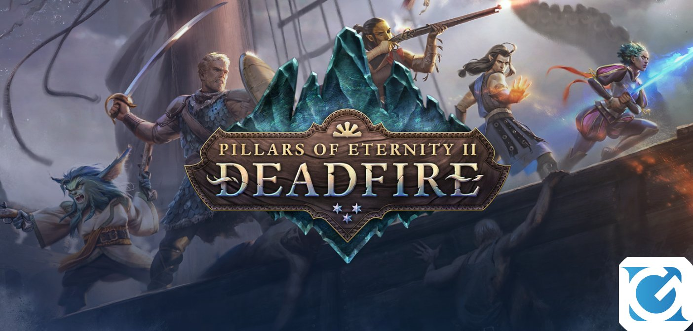 Tempo di nomination per Pillars of Eternity II: Deadfire