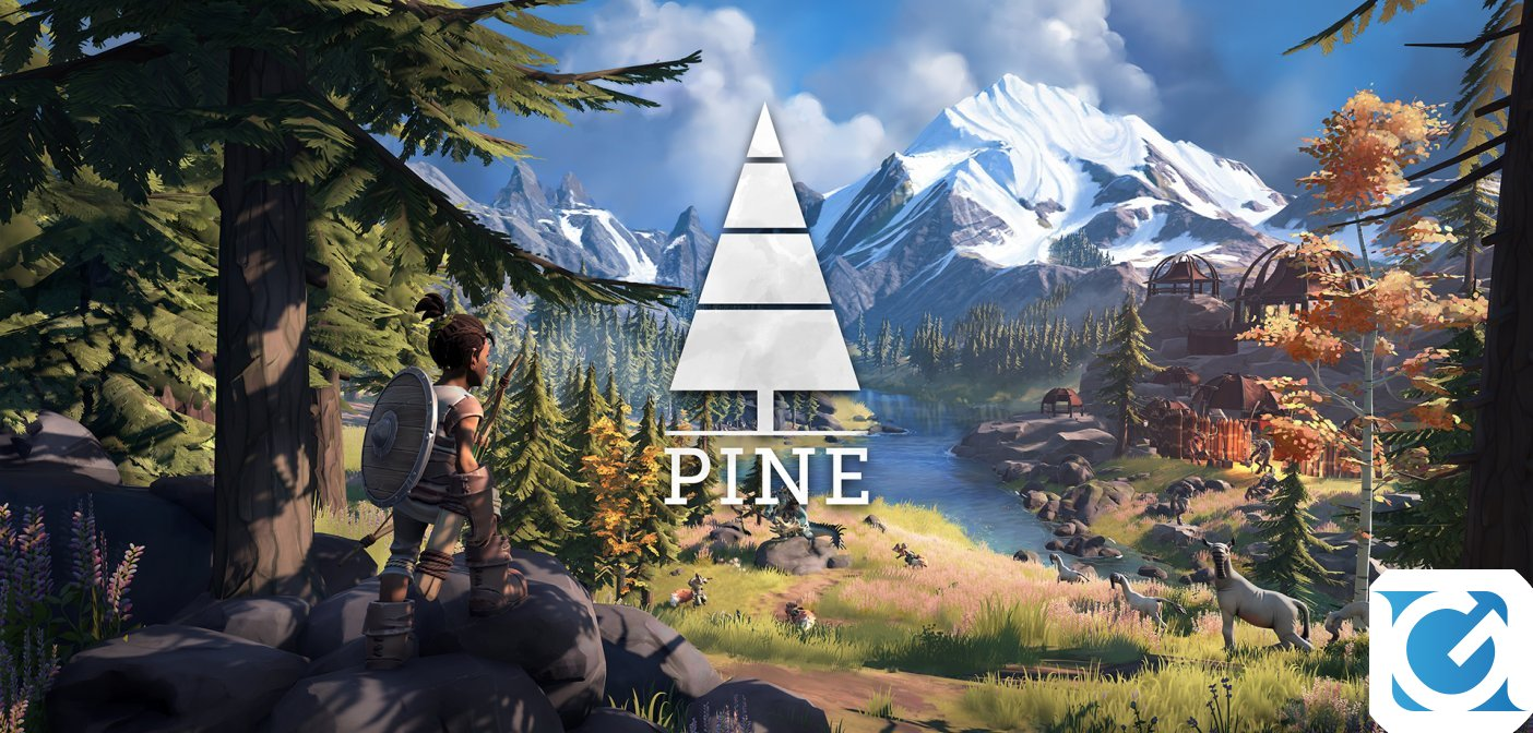 Pine sarà disponibile da domani su PC e Switch