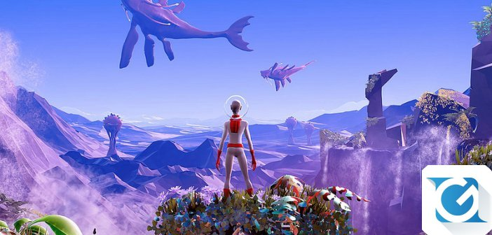 Planet Alpha arrivera' su XBOX One, Playstation 4, Nintendo Switch e PC nel 2018