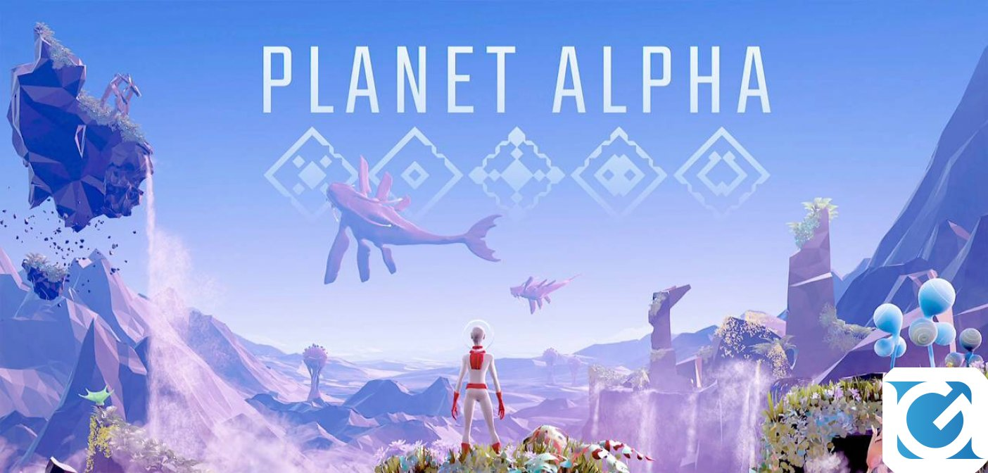 Planet Alpha e' disponibile per PC e Console