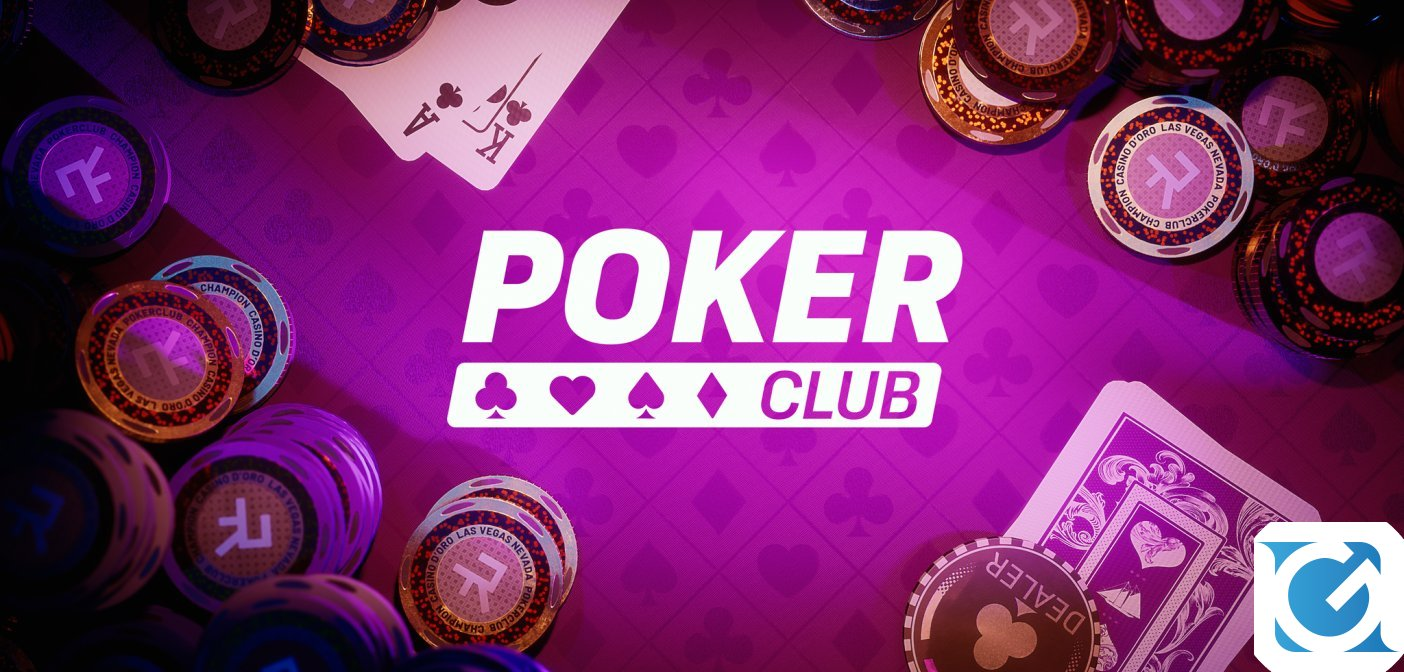 Poker Club sarà disponibile nel 2020 per PC, Playstation 5 e XBOX Series X