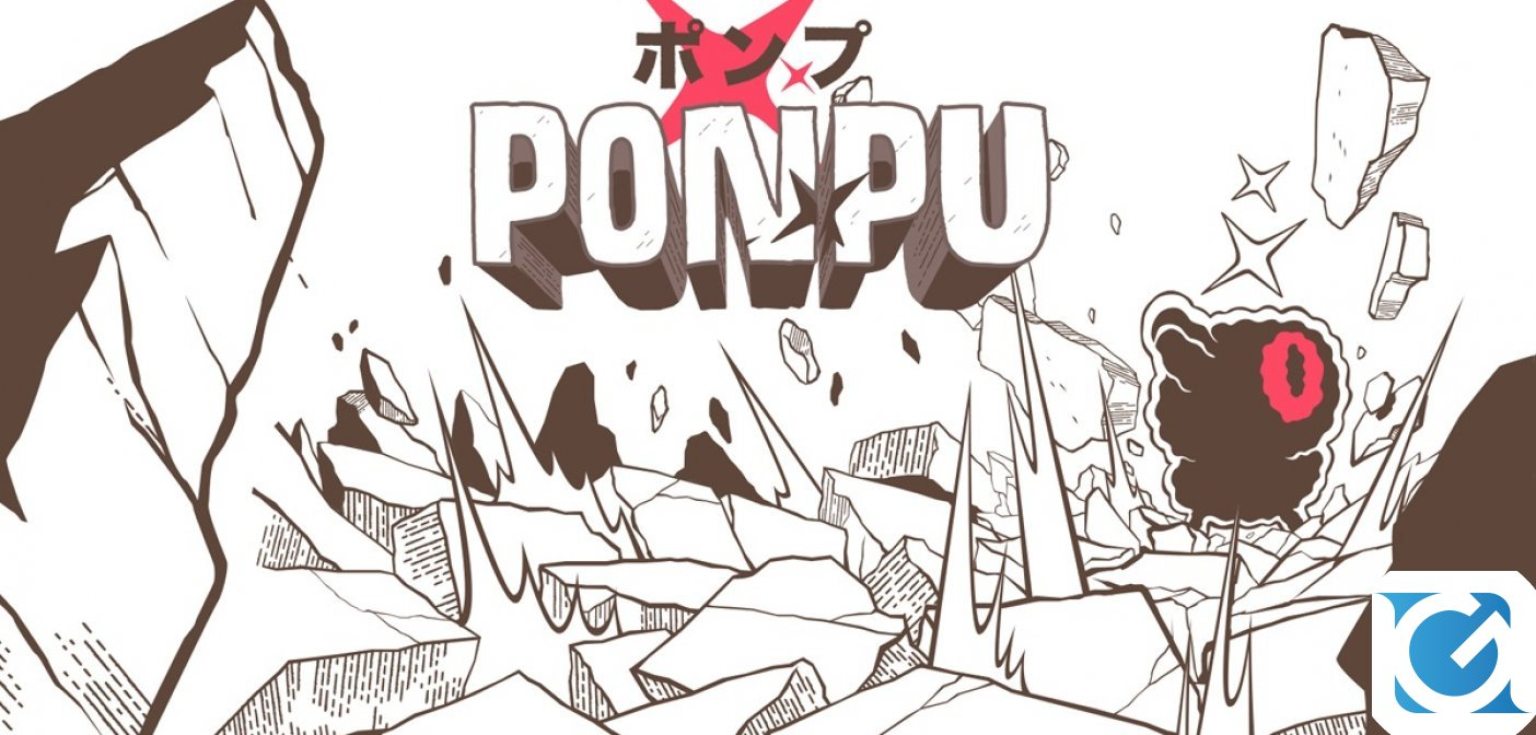 Ponpu è disponibile per Nintendo Switch