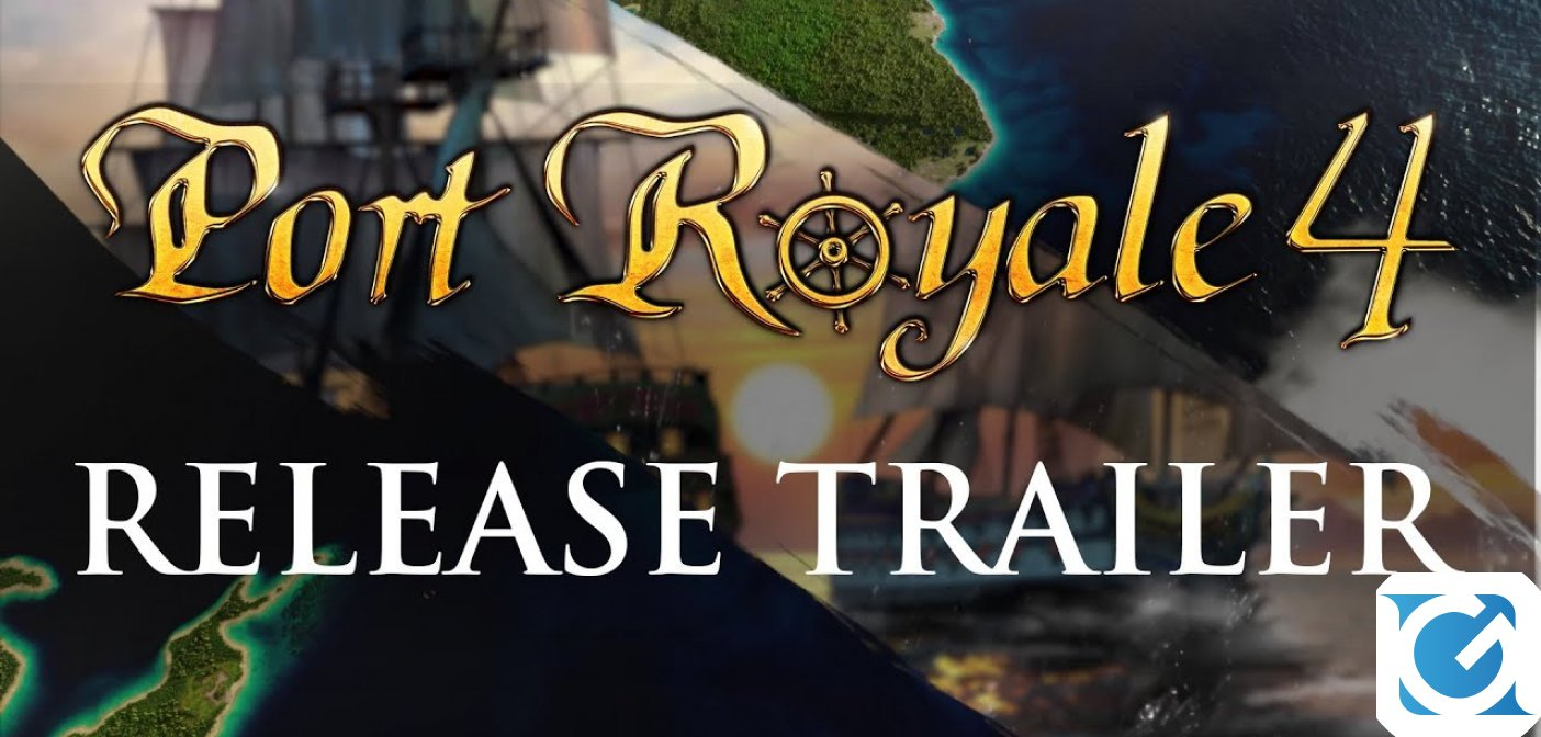Port Royale 4 è disponibile per PC, XBOX One e Playstation 4