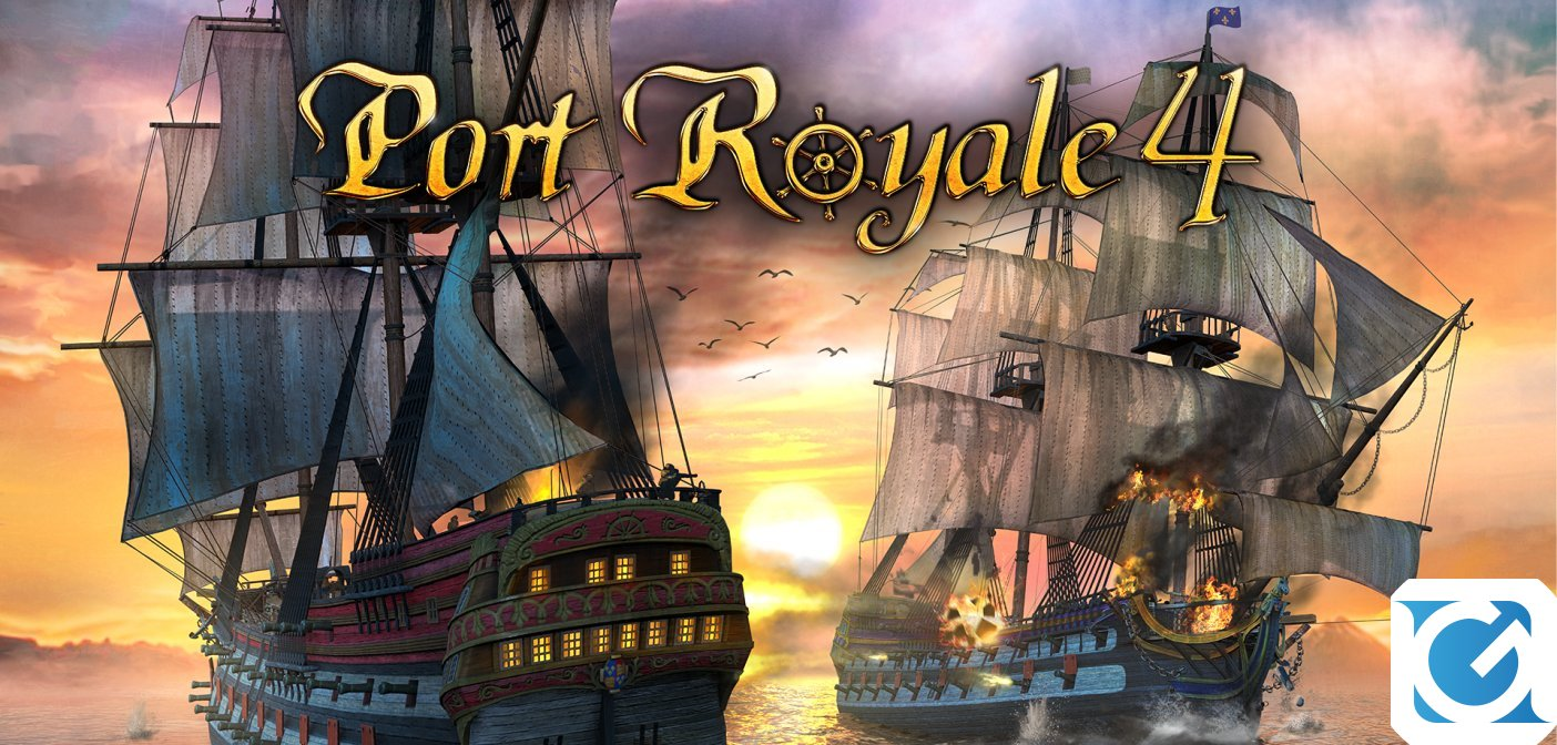 Recensione Port Royale 4 per XBOX One - Andiam per mari a commerciar!