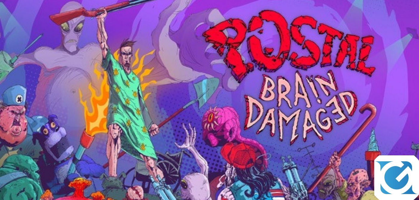 POSTAL: Brain Damaged annunciato per PC e console