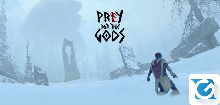 Praey for the Gods: immagini dalla closed alpha e video