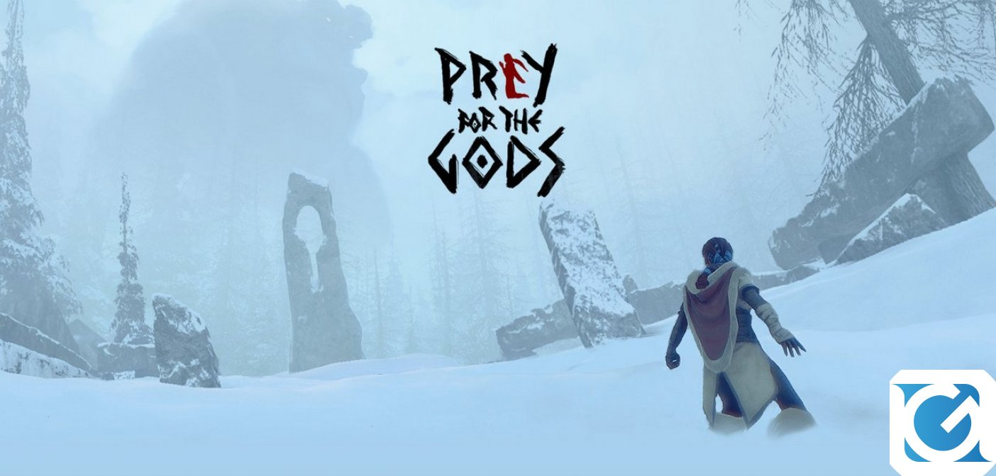 Praey for the Gods si mostra al Pax West con un nuovo trailer