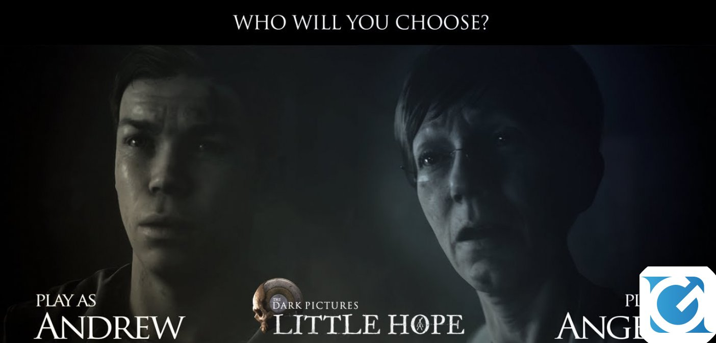 Prendi le tue scelte in questo nuovo trailer interattivo di The Dark Pictures Anthology: Little Hope