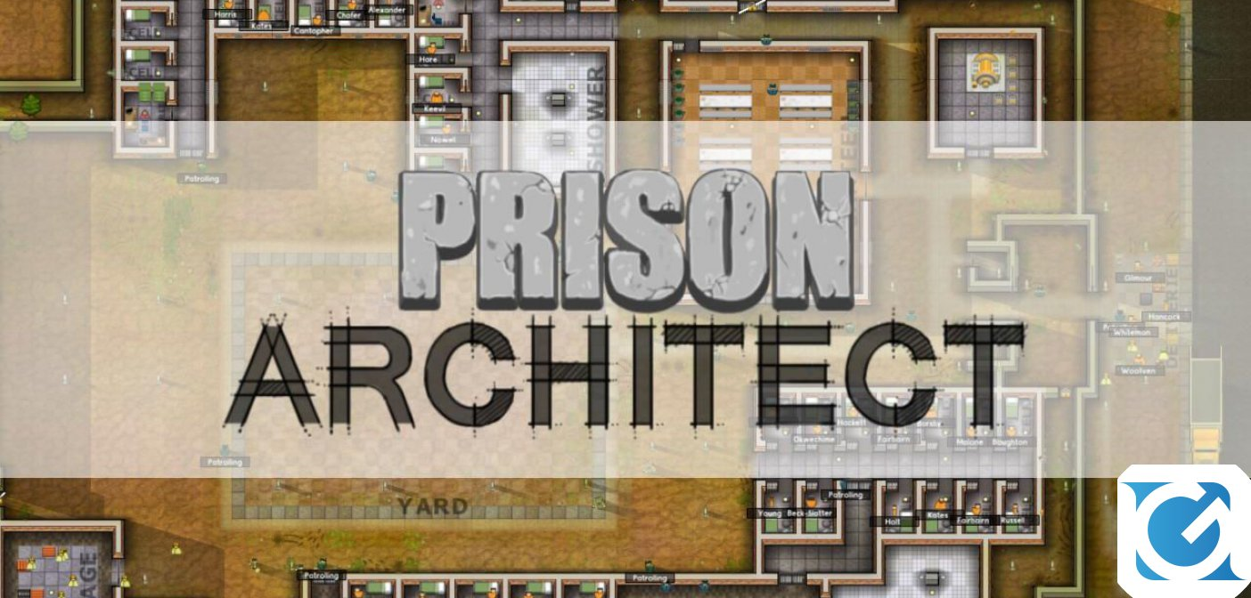 Prison Architect Nintendo Switch edition e' disponibile!