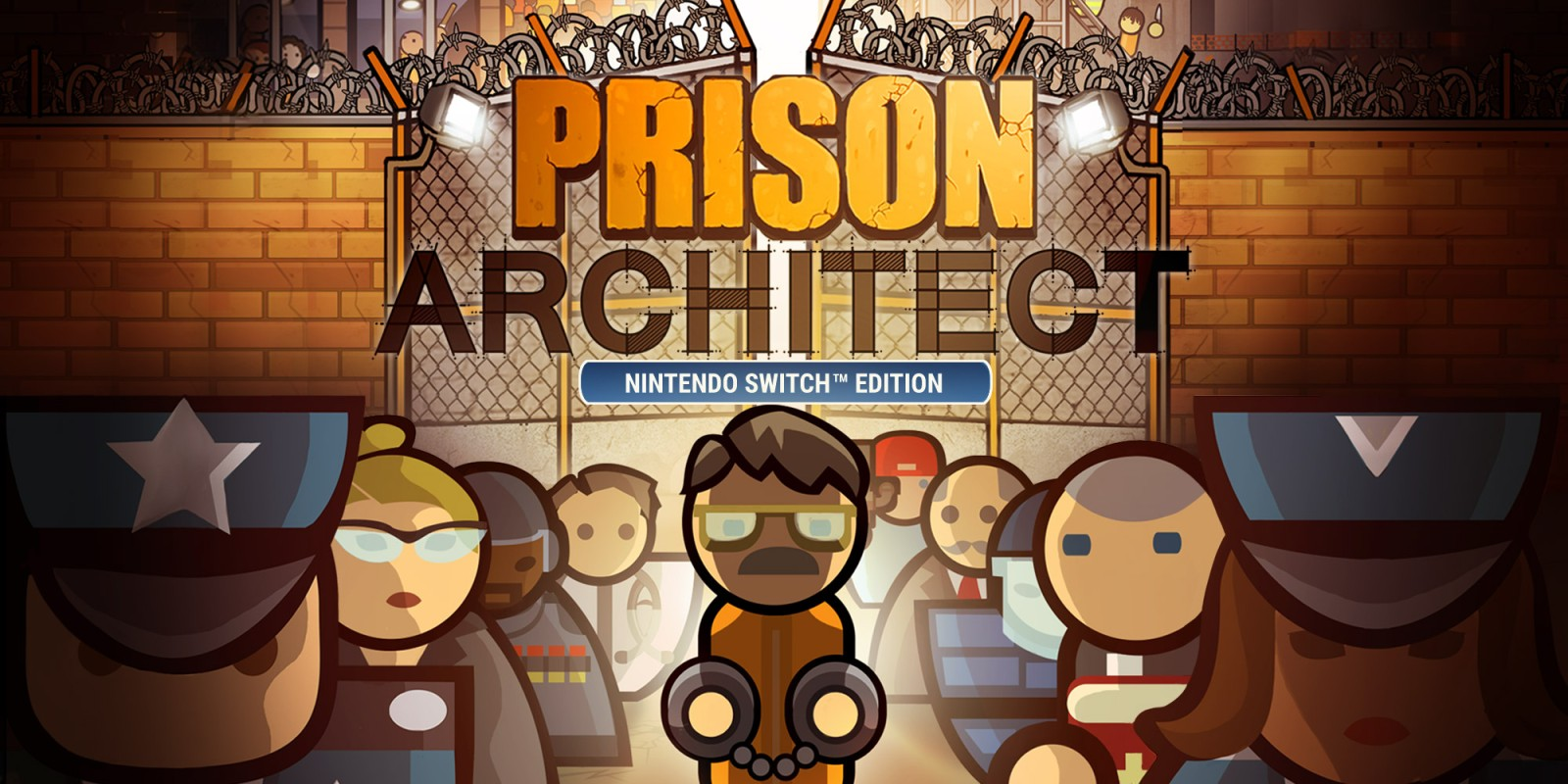 Prison Architect Nintendo Switch Edition