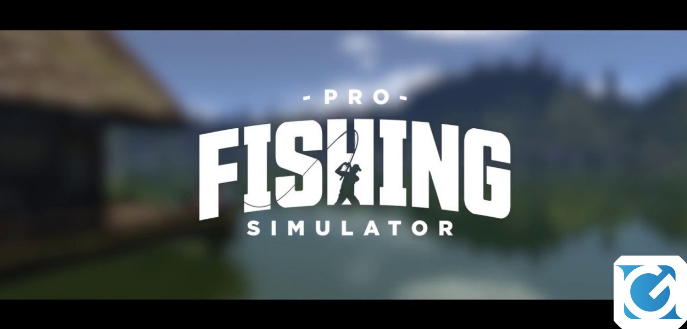 My Little Riding Champion e Pro Fishing Simulator sono disponibili per PC e console