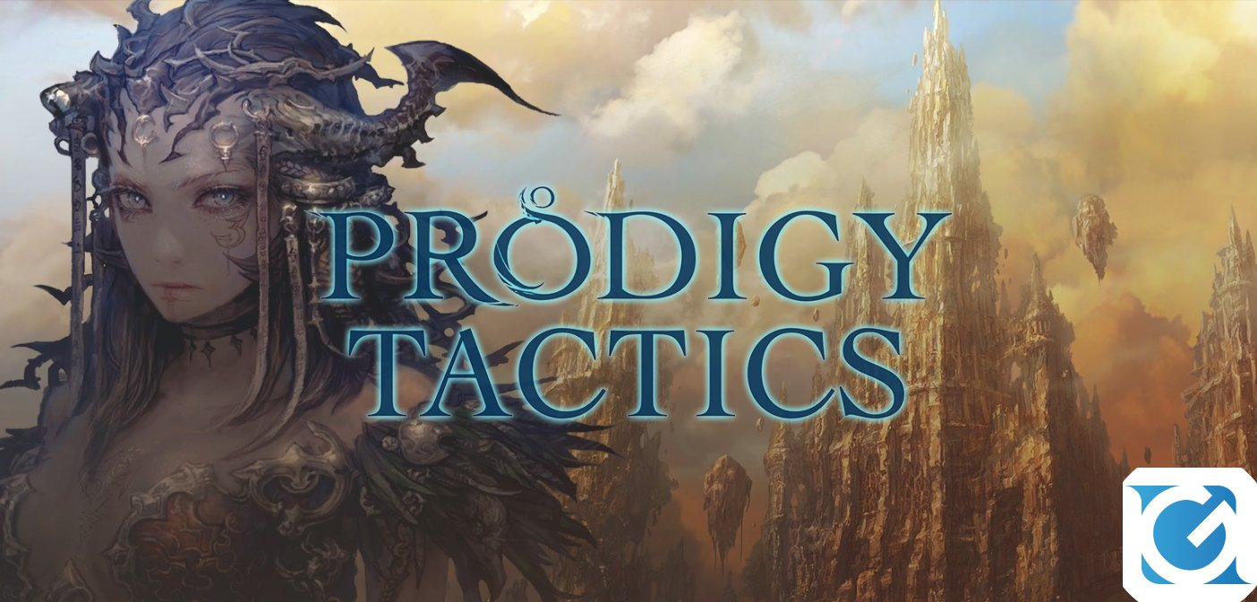 Prodigy Tactics entra in Early Access il 28 settembre