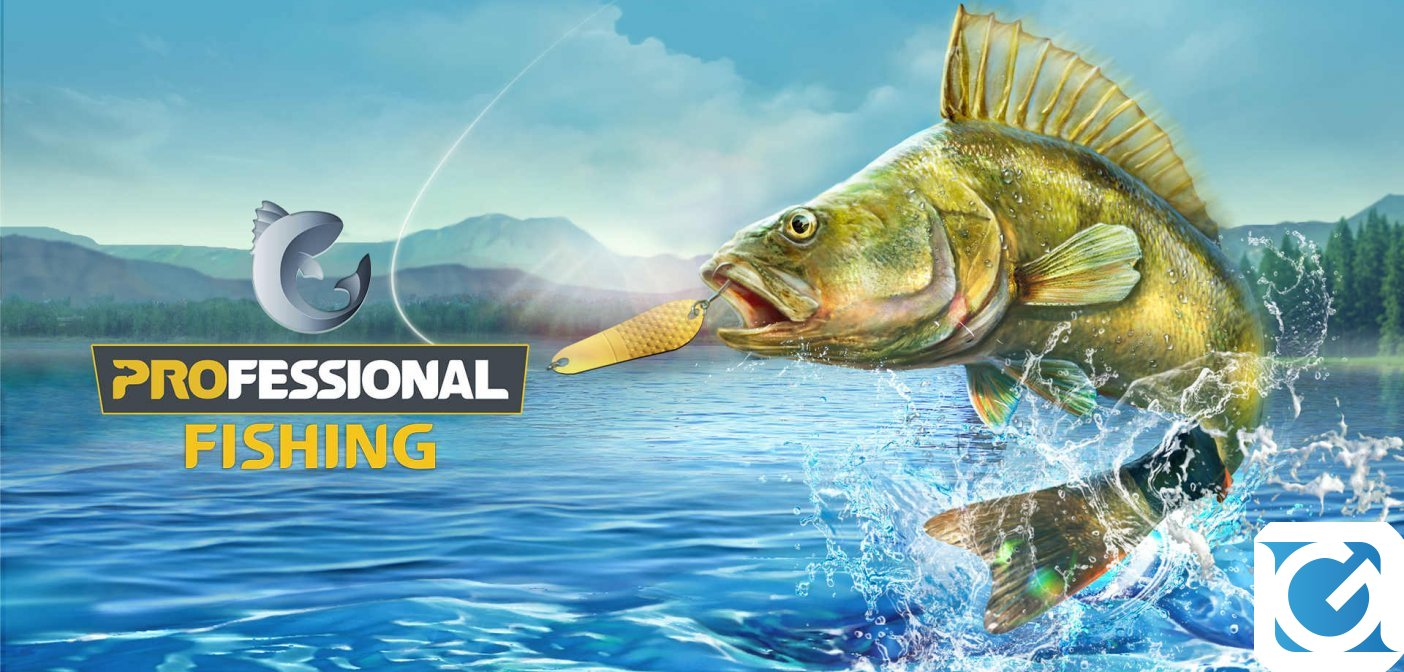 Professional Fishing è disponibile in gratis su Steam