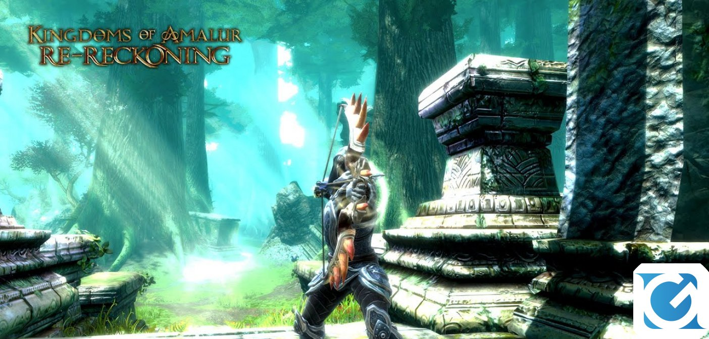 Pubblicato il primo gameplay trailer per Kingdoms of Amalur: Re-Reckoning