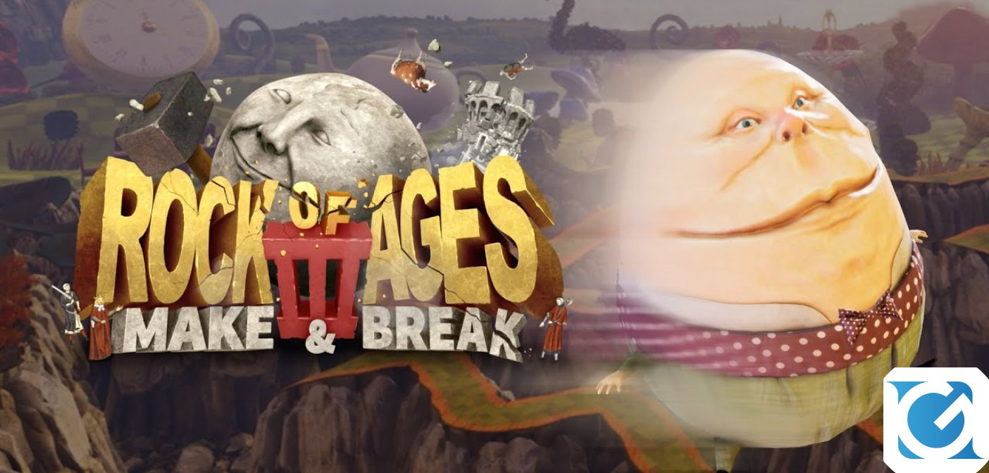 Pubblicato un nuovo trailer per Rock of Ages 3: Make & Break