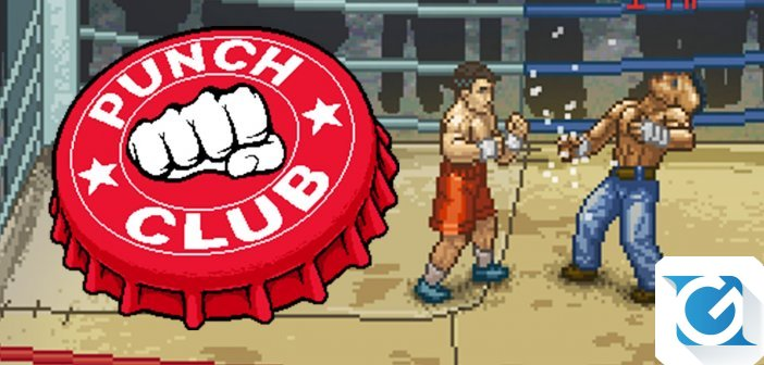 Punch Club e' disponibile per Nintendo Switch