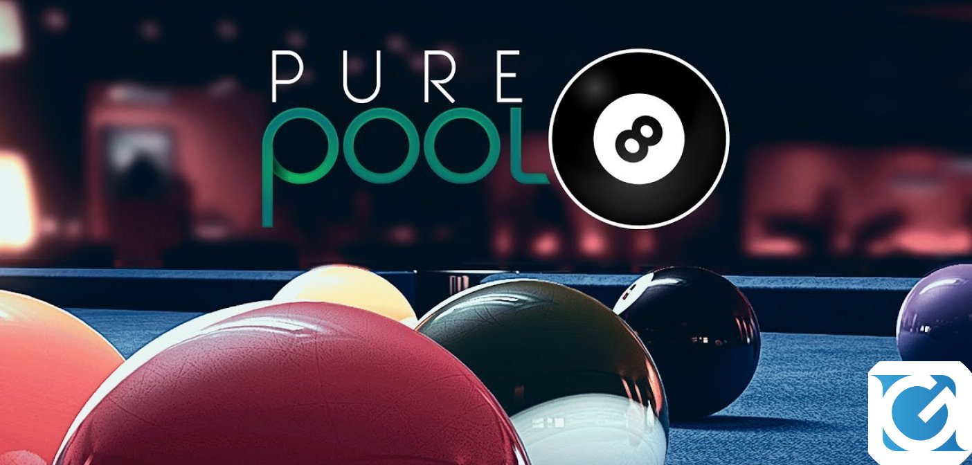 Pure Pool arriva su Nintendo Switch a metà novembre