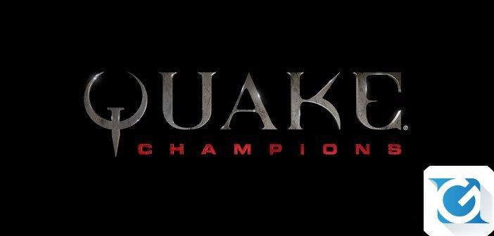 Quake Champions disponibile ora la versione free-to-play