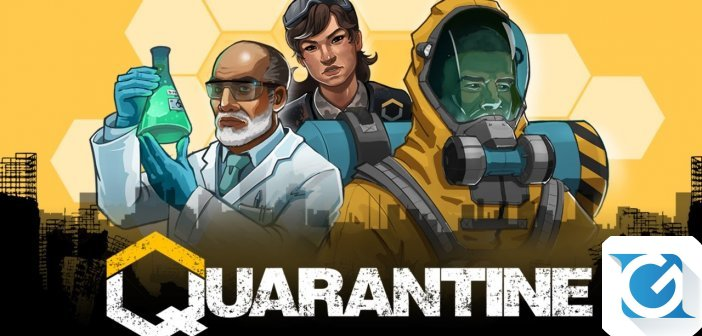 Quarantine esce dalla fase di Early Access