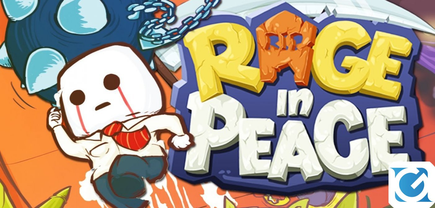 Rage In Peace è disponibile per Switch e PC