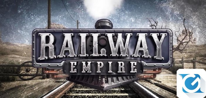 Railway Empire e' disponibile per XBOX One, Playstation 4 e PC