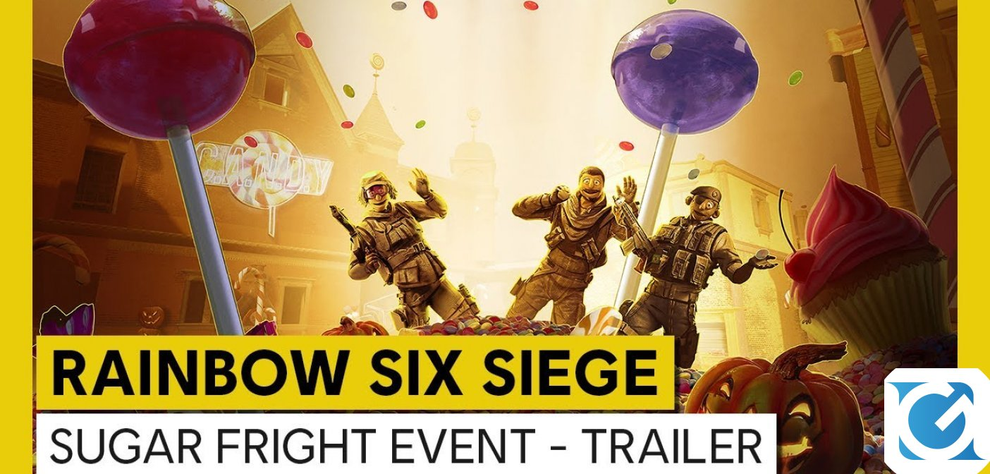 Rainbow Six Siege: al via l'evento dedicato ad Halloween