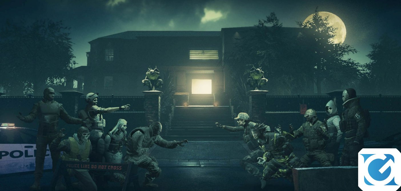 E' tempo di Halloween in Rainbow Six Siege!