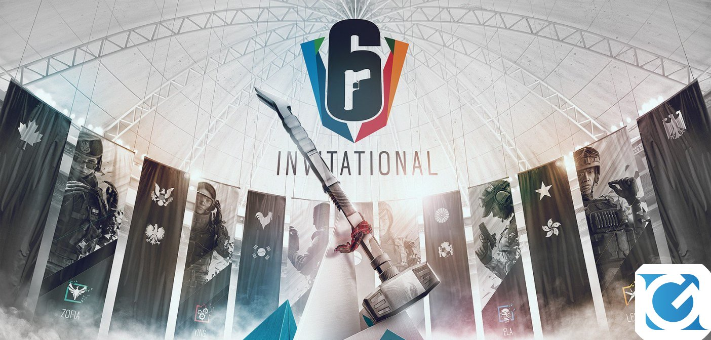 Tom Clancy's Rainbow Six Invitational: oltre 850.000 euro di montepremi