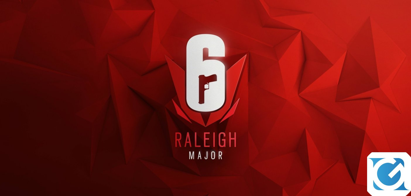 Six Major Raleigh: dal 12 al 18 agosto le migliori 16 squadre della Rainbox Six Siege Pro League si scontrano a Raleigh