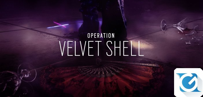 Operazione Velvet Shell per Rainbow Six Siege e' disponibile
