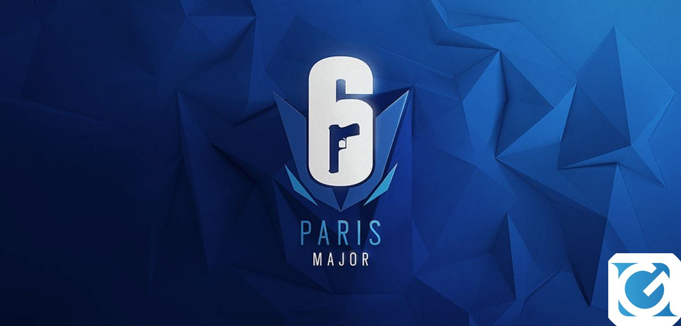 Six Major Paris : la piu' grande competizione di Rainbow Six in Europa
