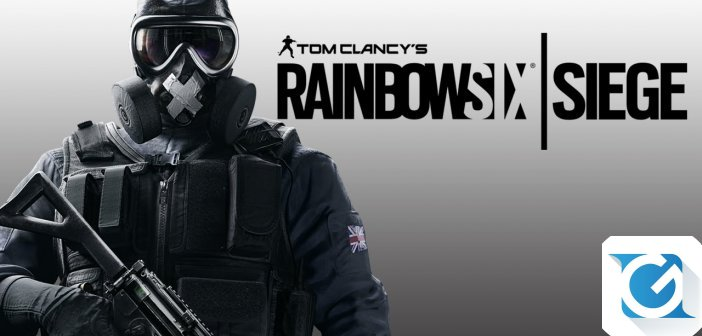 Weekend di gioco gratuito per Rainbow Six Siege